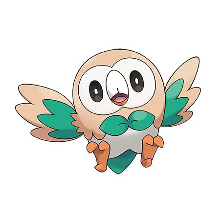 Brindibou Pokémon Ultra-Soleil et Ultra-Lune