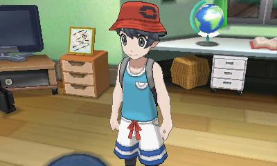 Héros Pokémon Ultra-Soleil et Ultra-Lune