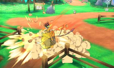 Pokémonture Charge Tauros Pokémon Ultra-Soleil et Ultra-Lune