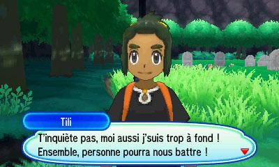 Tili Pokémon Ultra-Soleil et Ultra-Lune