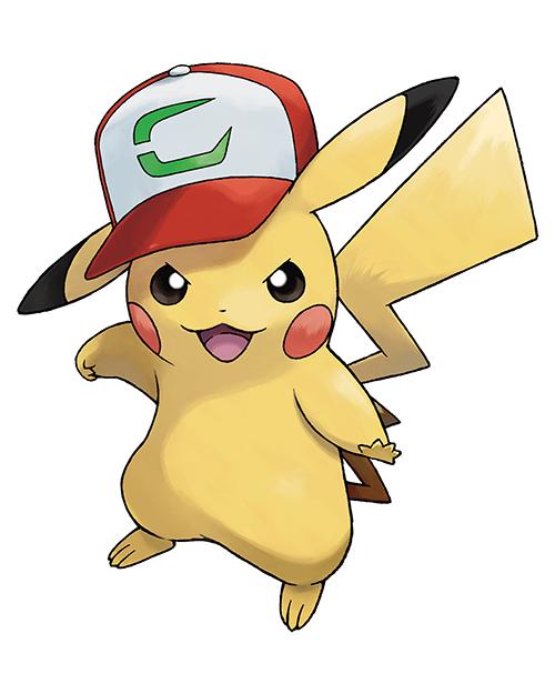 PikaSacha du film Pokémon : Je te choisis Pokémon Soleil et Lune