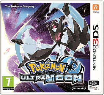 Boxart Pokémon Ultra-Lune