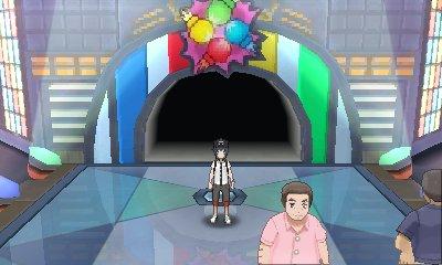 Dôme Royal Pokémon Ultra-Soleil et Ultra-Lune