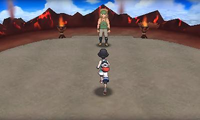 Parc Volcanique Pokémon Ultra-Soleil et Ultra-Lune