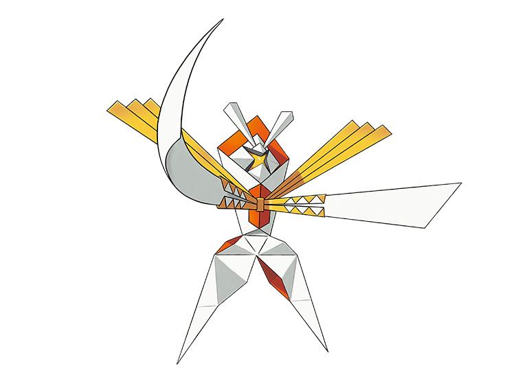 Katagami Pokémon Ultra-Soleil et Ultra-Lune