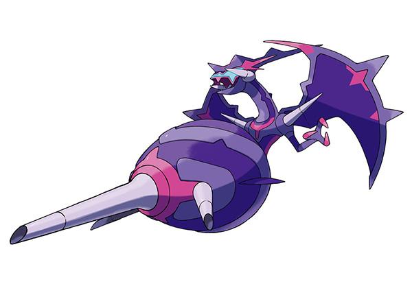 Mandrillon Pokémon Ultra-Soleil et Ultra-Lune