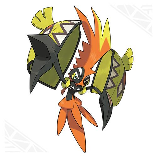 Tokorico Pokémon Ultra-Soleil et Ultra-Lune