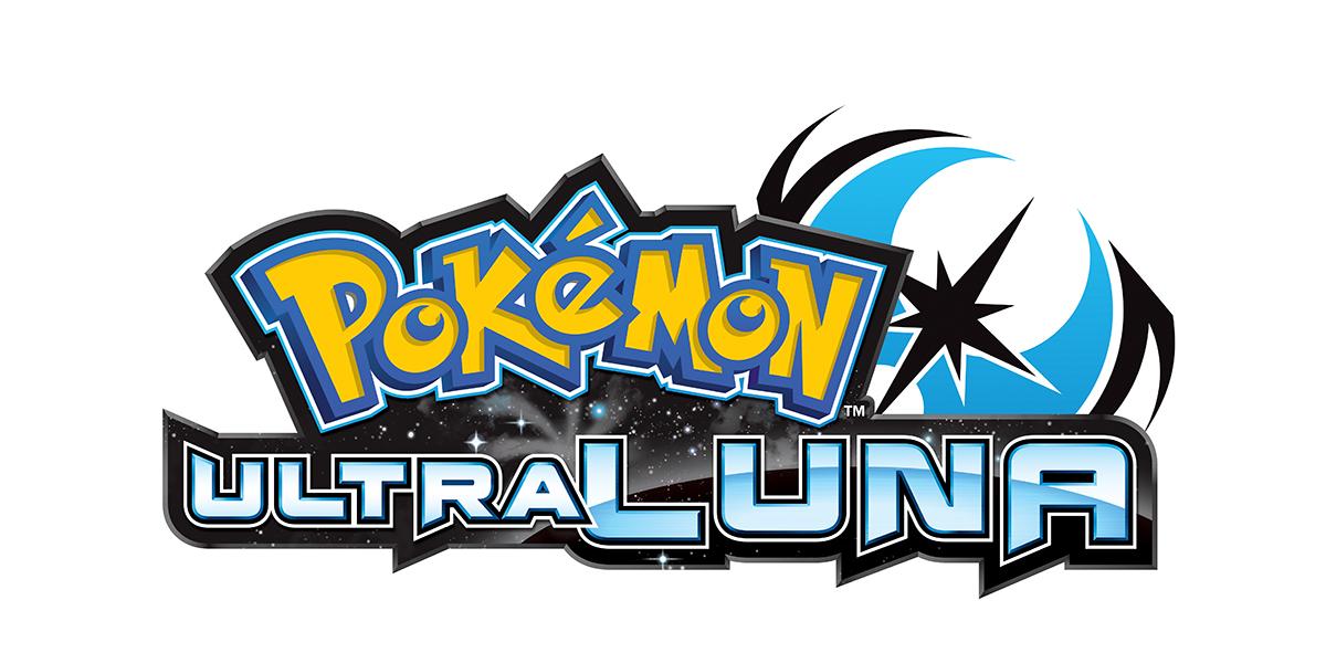 Logo Pokémon Ultra-Lune