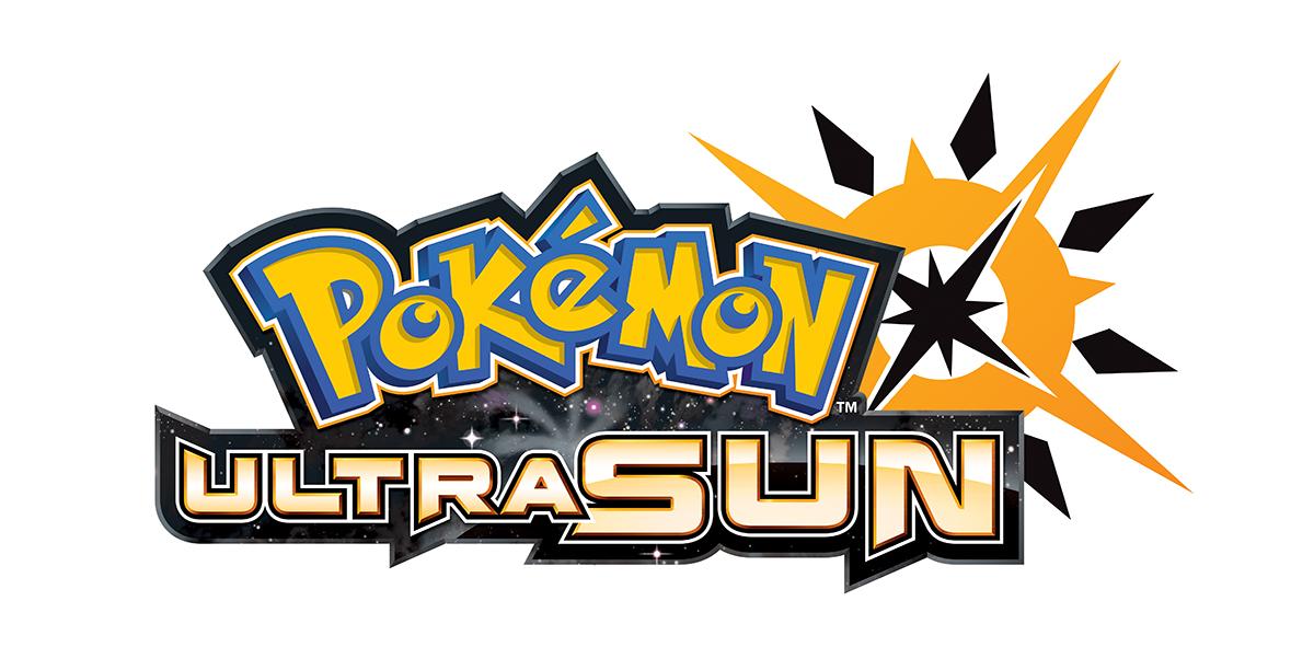 Logo Pokémon Ultra-Soleil