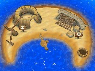 Îlot Biscoteaux : Niveau 2 Pokéloisirs Pokémon Ultra-Soleil et Ultra-Lune