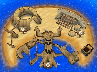 Îlot Biscoteaux : Niveau 3 Pokéloisirs Pokémon Ultra-Soleil et Ultra-Lune
