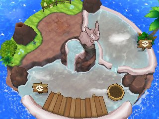 Îlot Bubulle : Niveau 2 Pokéloisirs Pokémon Ultra-Soleil et Ultra-Lune