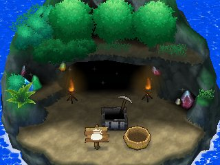 Îlot Farfouille : Niveau 2 Pokéloisirs Pokémon Ultra-Soleil et Ultra-Lune