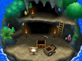 Îlot Farfouille : Niveau 3 Pokéloisirs Pokémon Ultra-Soleil et Ultra-Lune