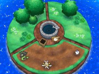 Îlot Poupousse : Niveau 1 Pokéloisirs Pokémon Ultra-Soleil et Ultra-Lune