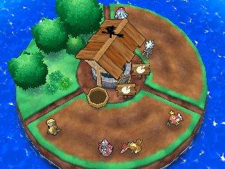 Îlot Poupousse : Niveau 2 Pokéloisirs Pokémon Ultra-Soleil et Ultra-Lune