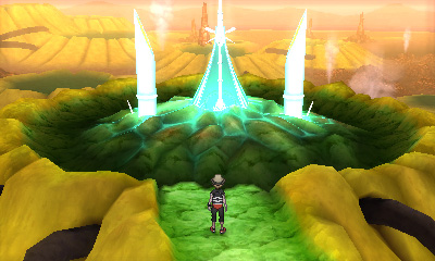 Capture de Bamboiselle Pokémon Ultra-Soleil et Ultra-Lune