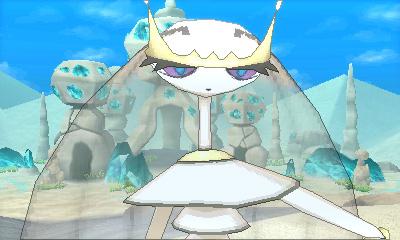 Capture de Cancrelove Pokémon Ultra-Soleil et Ultra-Lune