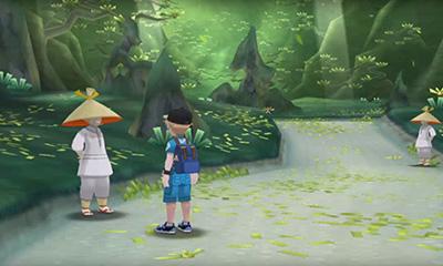 Capture de Katagami Pokémon Ultra-Soleil et Ultra-Lune
