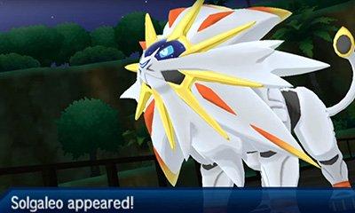 Capturer Solgaleo Pokémon Ultra-Soleil et Ultra-Lune