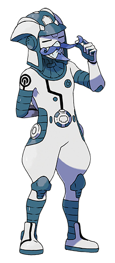 Cym Ultra-Commando Pokémon Ultra-Soleil et Ultra-Lune