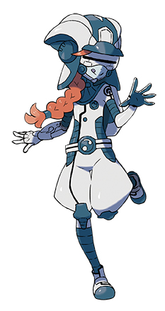 Zoé Ultra-Commando Pokémon Ultra-Soleil et Ultra-Lune
