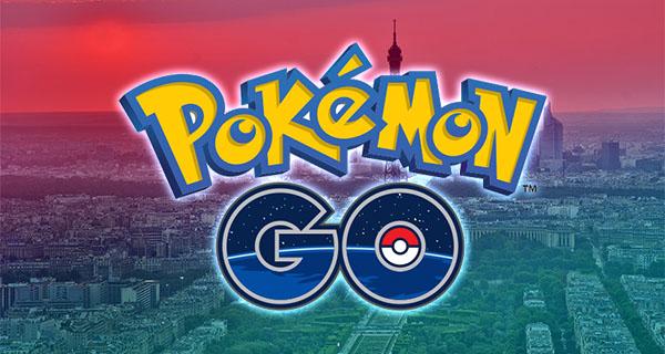Pokémon Go débarque en Europe cette semaine