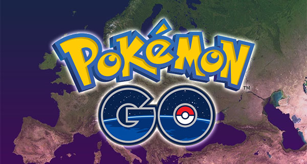 Pokémon Go fait son entrée dans le Monde !