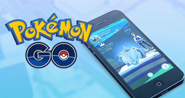 Pokémon Go est disponible en France sur le PlayStore et AppleStore !