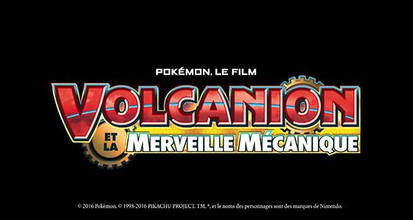 Trailer français de Pokémon et la Merveille mécanique + Distribution de Volcanion