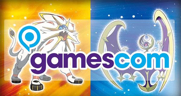 De nouvelles images de Pokémon Soleil et Lune à la Gamescom
