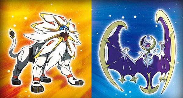 Concours pour tenter de gagner Pokémon Soleil ou Pokémon Lune !