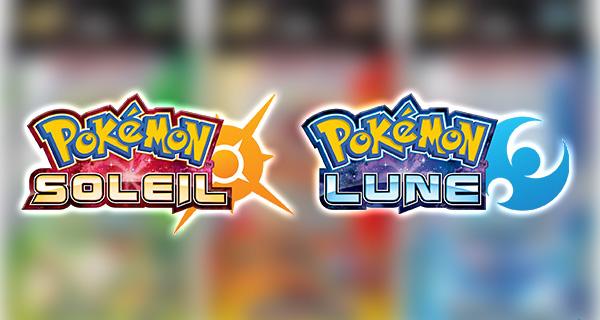 Les évolutions des starters de Pokémon Soleil et Lune officialisées !