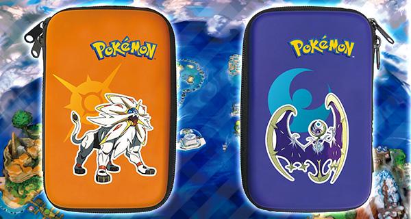 Concours : tentez de gagner une sacoche 3DS Pokémon Soleil ou Pokémon Lune