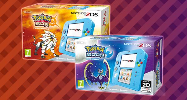 Concours : tentez de gagner un 2DS collector Pokémon Soleil et Lune !