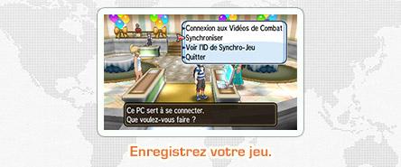 Pokémon Global Link Pokémon Soleil et Lune