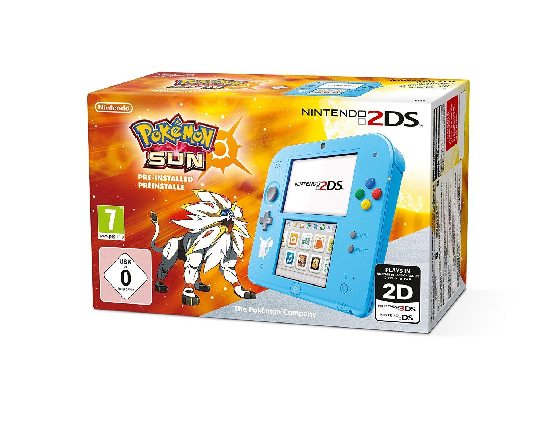 2DS Pokémon Soleil