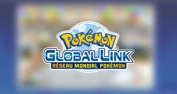 S'inscrire à une compétition en ligne sur le Pokémon Global Link