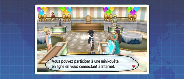 Tutoriel Mini-quête Pokémon Soleil et Lune
