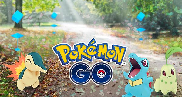 La deuxième génération arrive dans Pokémon Go !