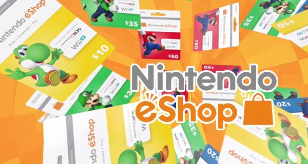 Concours : Une carte 15 € eShop à gagner !