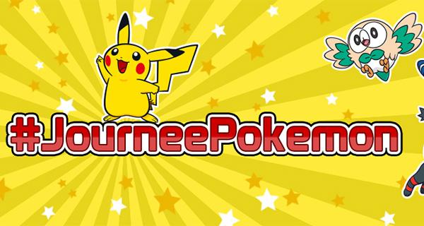 Célébrez la Journée Pokémon le 27 Février prochain