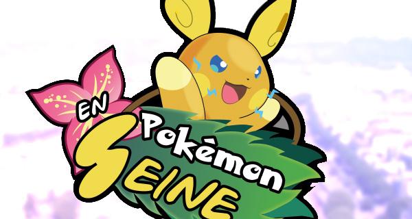 Tournoi VGC Pokémon en Seine le 10 Décembre