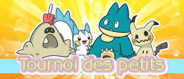 Tournoi des Petits Pokémon Soleil et Lune