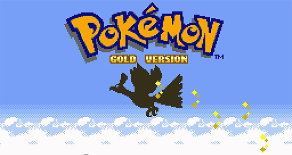 Pokémon Or et Argent arrivent sur la console virtuelle de la Nintendo 3DS