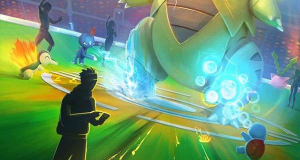 Les Raids arrivent sur Pokémon Go