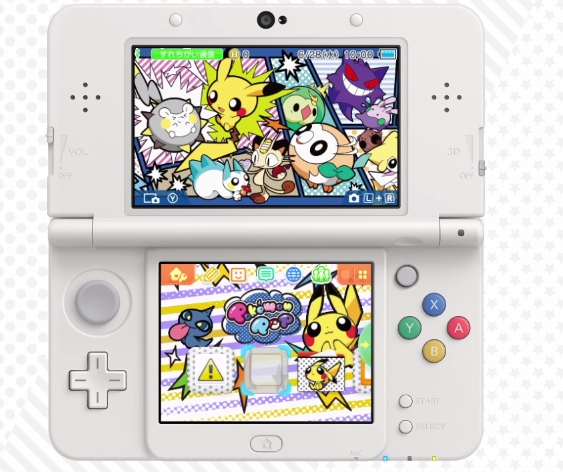 Thème Pokémon Soleil et Lune : Pokémon POP