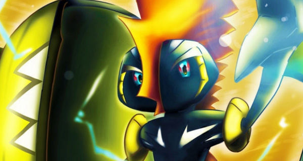 Tokorico chromatique distribué sur Pokémon Soleil et Lune