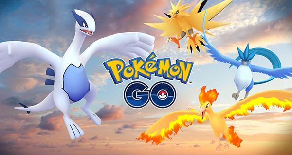 Electhor et Sulfura arrivent sur Pokémon Go !