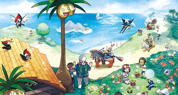 Noadkoko d'Alola distribué aux Pokémon World Championships